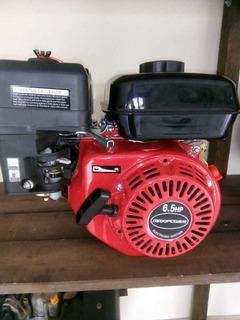 Motor Gasolina 6.5hp A 1.800rpm