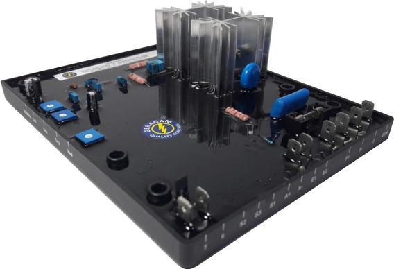 Regulador De Tensão Avr Excitatriz Grt7 Th4 R2 10a G-avr7