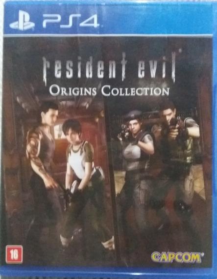 Resident Evil Origins - R.e. 5 - R.e. 6 E The Crew Para Ps4