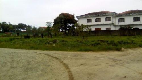 Terreno No Balneário São Jorge, Em Itanhaém,ref. 3348 M H