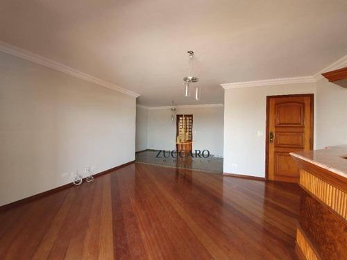 Amplo Apartamento Na Vila Augusta - Ap12899