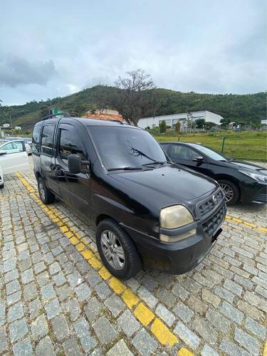 Fiat Doblo 2007 1.8 Elx Flex 5p