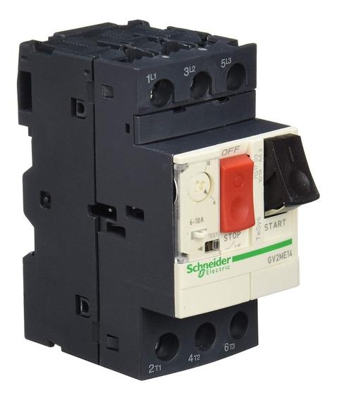 Guardamotor Rango 6 A 10 Amperes Gv2me14
