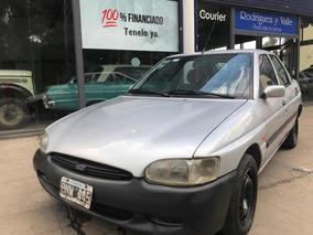 Autos Ford Escort 1.6 Lx Plus Aa 2001 Sin Anticipo
