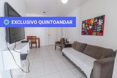 Apartamento No 6º Andar Mobiliado Com 2 Dormitórios E 1 Garagem - Id: 892869785 - 169785
