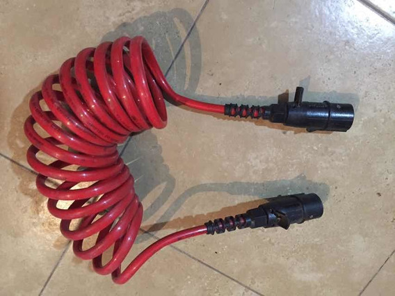 Cable Espiralado De 7 Vias