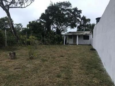 Chácara Em Itanhaém Pequena Entrada + Parcelas 3091wb