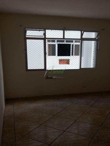 Imagem 1 de 30 de Itararé Apartamento 1 Dormitório São Vicente - V5859