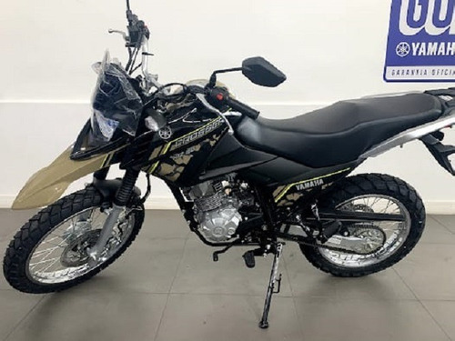 Imagem 1 de 8 de Yamaha Crosser 150 Z Bege 2022
