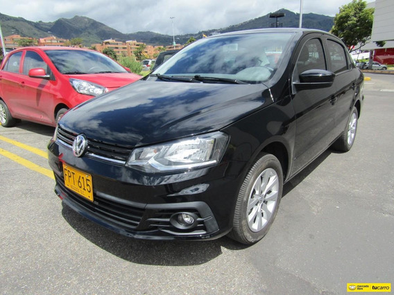 Volkswagen Voyage Confortline 1600cc Aa Abs
