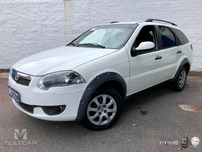Fiat Palio 1.6 Trekking Weekend 16v Flex 4p Manual 2013/...
