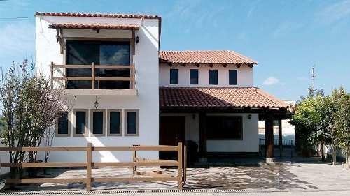 Casa Dentro De Coto En Tapalpa Jalisco, 3 Recs.
