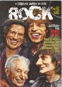 Livro - O Fabuloso Mundo Do Rock
