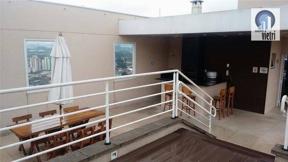 Apartamento Com 2 Dorm E 1 Suite,/ 500 Mts Da Estação - Osasco - Ap2278