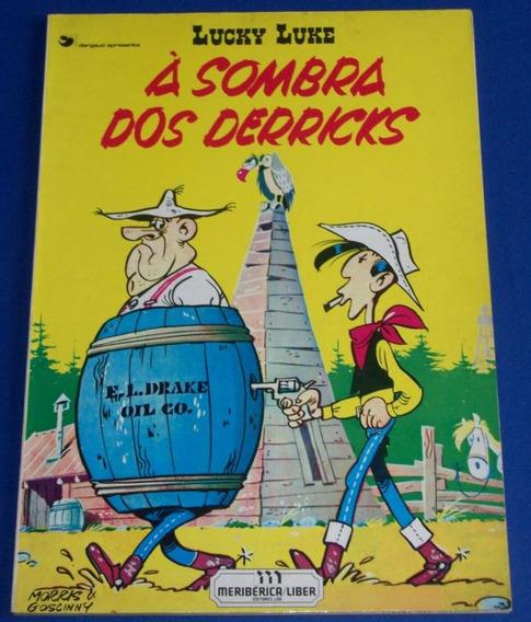 Lucky Luke A Sombra Dos Derricks - Meribérica