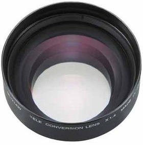 Jvc Lente Aux Tele 1,4x Digital Video Camara Dx Series 30,5m