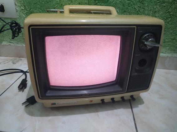 Tv Semp Toshiba Tvc 10 Funcionando Linda