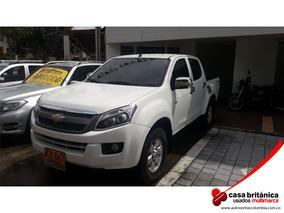 Chevrolet Luv D-max 2500cc Mecánica 4x4 Diesel