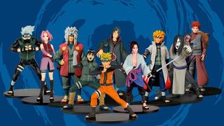 Coleccion Figuras Naruto Shippuden Varias Entregas En Stock