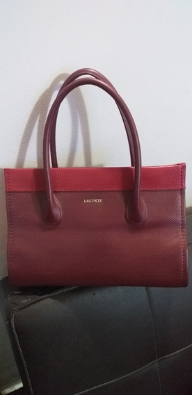 Cartera Lacoste Mujer