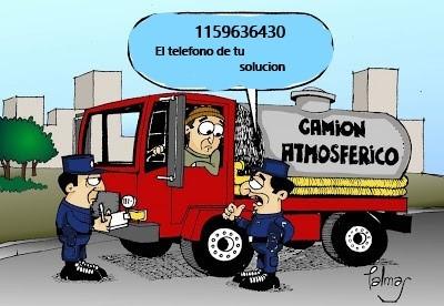 Atmosfericos Destapaciones Camiones Desagotes Cloacas