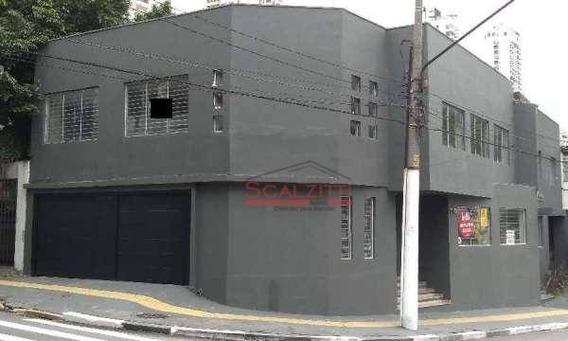 Casa Para Alugar, 440 M² Por R$ 7.500,00/mês - Pacaembu - São Paulo/sp - Ca0198