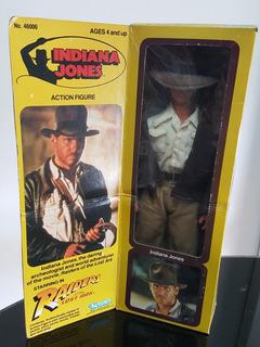 Kenner Vintage Indiana Jones 12 Pulgadas Caja Harrison Ford