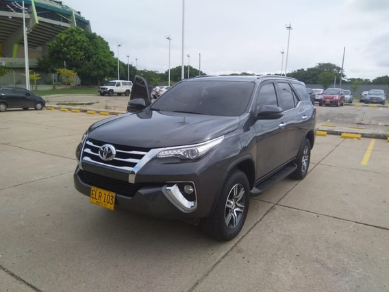 Toyota Fortuner Srv 2018 At 4x2