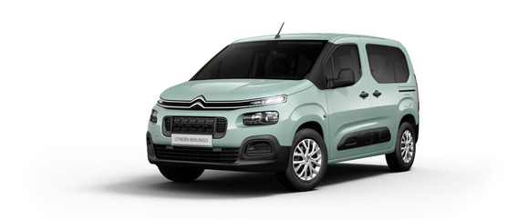 Citroen New Berlingo Multispace Pasajeros