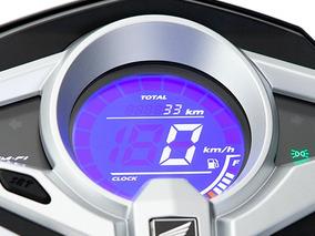 Honda Elite 125 -0km- Masera Motos Las Varillas