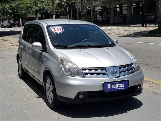 Nissan Livina Sl 1.8 16v Flex, Entrada 2.900, Epr4877