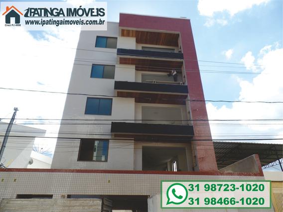 Apartamento - Alto Padrão, Para Venda Em Ipatinga/mg - Imob982