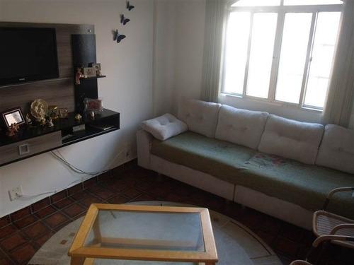 Imagem 1 de 27 de Apartamento, 1 Dorms Com 45 M² - Vila Tupi - Praia Grande - Ref.: Pr1043 - Pr1043