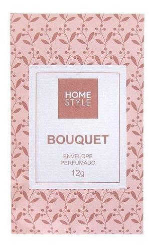 Aromatizador Envelope Bouquet 12g Com