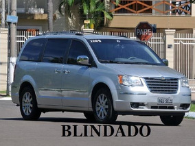 Chrysler Town & Country 3.8 Limited V6 12v Blindada