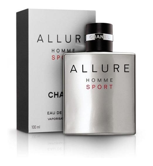 Perfume Allure Homme Sport Chanel - Decant Fração 5ml