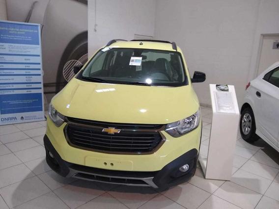 Chevrolet Spin 1.8 Activ Ltz 5as 105cv 2019
