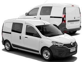 Renault Kangoo Ii Express Furgon Confort 2018 Contado Autos