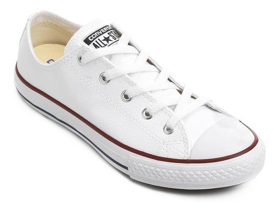 Tênis Branco Converse All Star Chuck Taylor Sintético