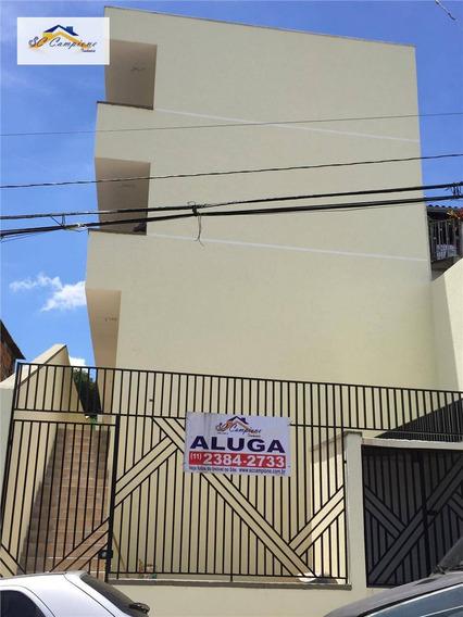 Casa Com 2 Dormitórios Para Alugar, 42 M² Por R$ 1.100,00/mês - Parque Peruche - São Paulo/sp - Ca0296
