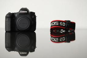 Canon 6d Com Wifi