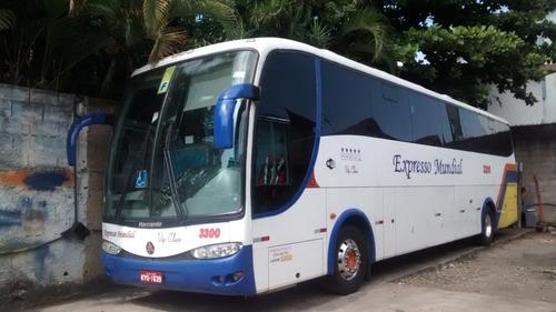 Imagem 1 de 11 de Ônibus Scania 2008 - Paradiso  1200  G6 -50 Lugares Completo