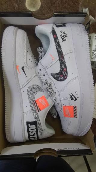 Zapatos Nike Af1 Damas/caballeros 36 A La 45
