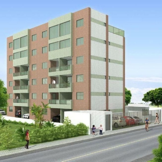 Apartamento Em Buraquinho, Lauro De Freitas/ba De 109m² 2 Quartos À Venda Por R$ 450.000,00 - Ap392121