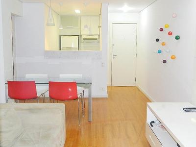 Flat Residencial Para Venda E Locação, Vila Nova Conceição, São Paulo. - Fl1120