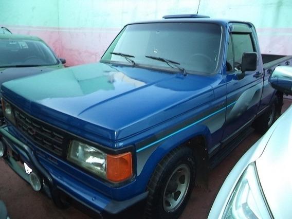 Chevrolet D20 4.0 De Luxe Cs Azul Diesel 2p Manual 1994