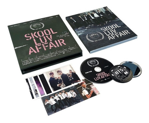 Bts Album Kpop Skool Luv Affair