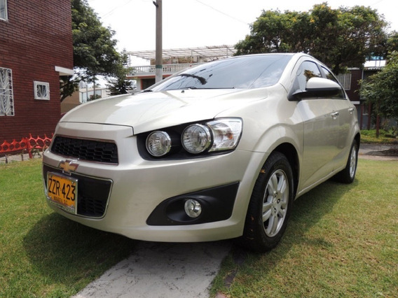 Chevrolet Sonic Lt Aa Abs 2ab