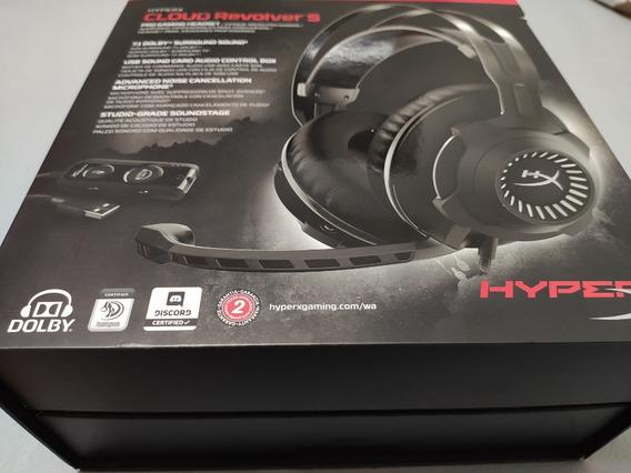 Headset Gamer Hyperx Cloud Revolver S