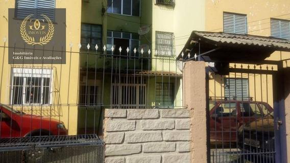Apartamento Residencial Para Venda E Locação, Terra Nova, Alvorada. - Ap0050